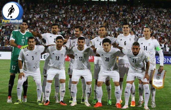 تیم ملی فوتبال - شاگردان کارلوس کی روش