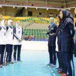 تیم ملی والیبال بانوان ایران