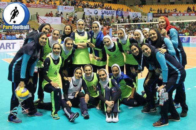 تیم والیبال بانک سرمایه ایران