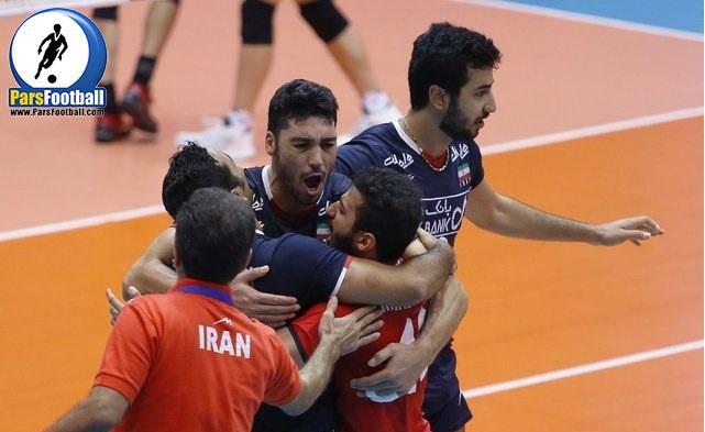 برگزاری دیدار تیم های والیبال شهرداری ارومیه و شهرداری اراک ؛ پارس فوتبال