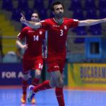 احمد اسماعیلپور - فوتسال ایران