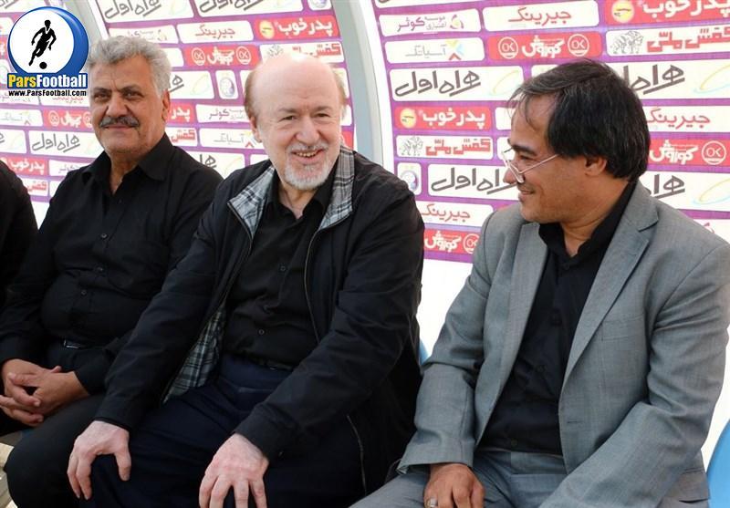 سیدرضا افتخاری مدیرعامل باشگاه استقلال