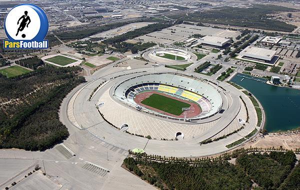 بلیتفروشی بازی روز سه شنبه تیم ملی فقط از طریق سامانه انجام خواهد شد