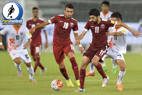 سرمربی تیم ملی قطر - تیم قطر