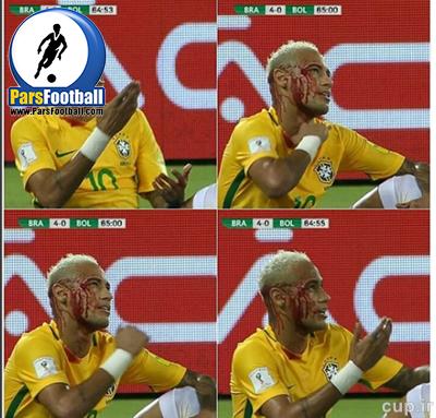 نیمار - تیم ملی برزیل