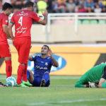 بیرانوند - تیم فوتبال پرسپولیس