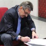 آنتونیو اولیویرا سرمربی سابق تراکتورسازی