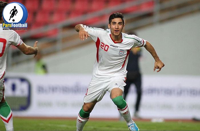 علیرضا جهانبخش با بدشانسی رو به رو شد | خبرگزاری فوتبال ایران