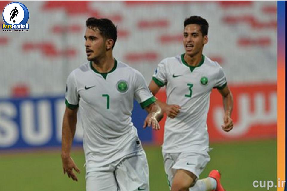 تیم عربستان
