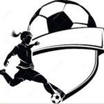 زن فوتبالیست خشن بانوی فوتبالیست