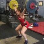 وزنه برداری دختران جهان