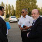 رضا افتخاری - مدیرعامل باشگاه استقلال