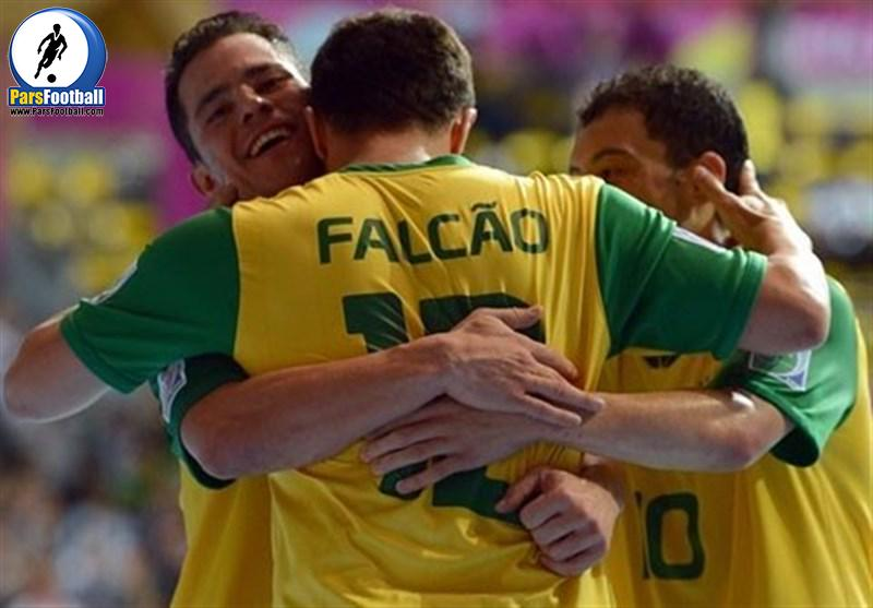 فیلم | ضربه قیچی برگردان استثنایی فالکائو ، کاپیتان اسبق تیم ملی فوتسال برزیل