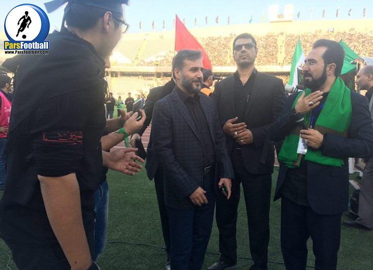 حاشیه پیش از دیدار ایران و کره جنوبی در ورزشگاه آزادی | خبرگزاری فوتبال ایران