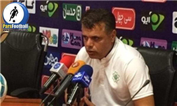 حسین خطیبی: حریف را خیلی خوب می شناسیم ؛ شرایط جام حذفی با لیگ متفاوت است