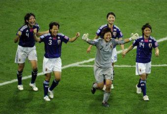 فوتبال زنان ژاپن