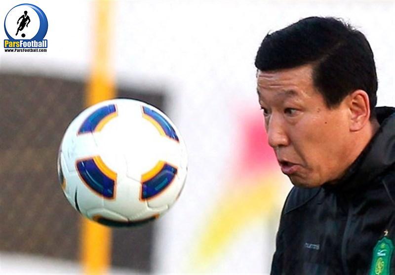 سرمربی پیشین تیم ملی کره جنوبی