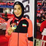 تیم ملی کاراته ایران