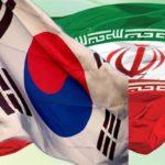 عليرضا خورشيدی - بازی ایران و کره