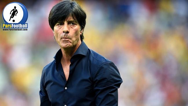 یواخیم لو سرمربی تیم فوتبال آلمان