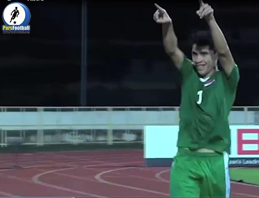 فیلم | کلیپ جالب از محمد داوود ستاره آینده دار تیم ملی عراق