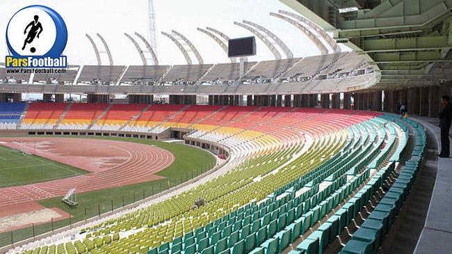 فیلم ؛ گزارشی از افتتاح ورزشگاه فوتبال هفتاد هزار نفری نقش جهان اصفهان پس از 23 سال
