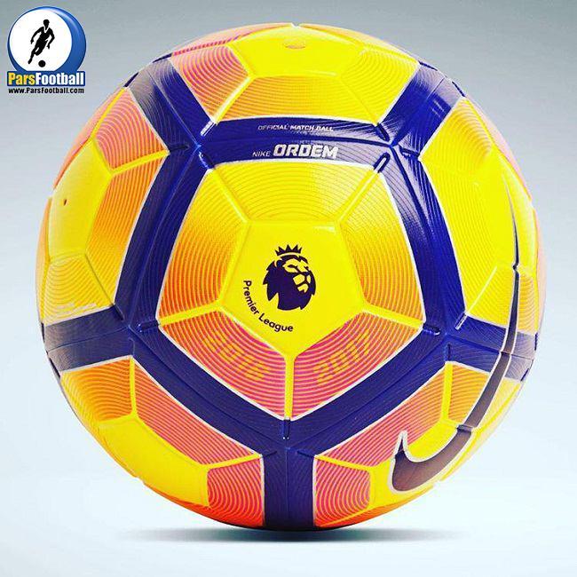 توپ جدید لیگ برتر انگلیس