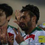 رضاییان - تیم ملی ایران