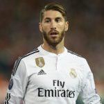 راموس - کاپیتان رئال مادرید