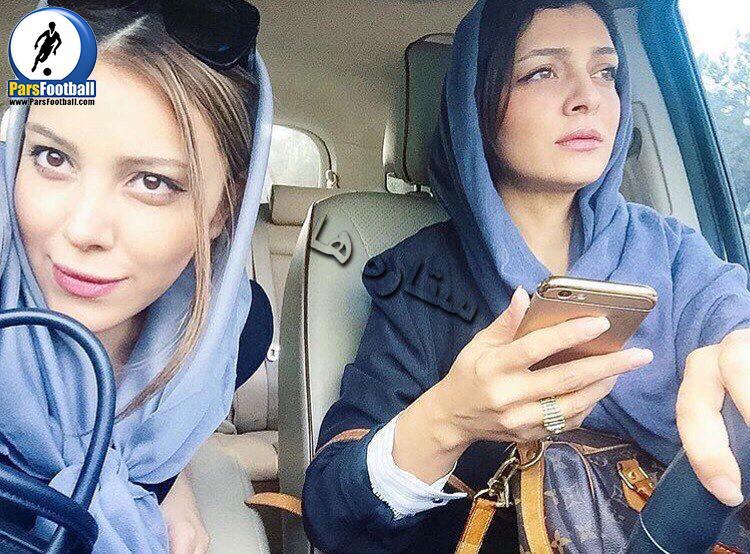همسر رضا قوچان نژاد و ساره بیات
