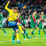 تیم فوتبال سوئد