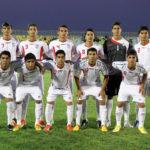 ترکیب تیم ملی فوتبال جوانان ایران