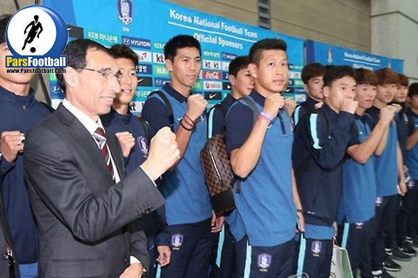 تیم ملی فوتبال کره