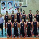 تیم بسکتبال اصفهان