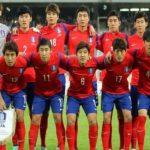 تیم ملی کره جنوبی