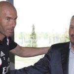 رئال مادرید _ زیدان