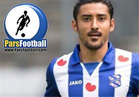 باشگاه هیرنفین رضا قوچان نژاد