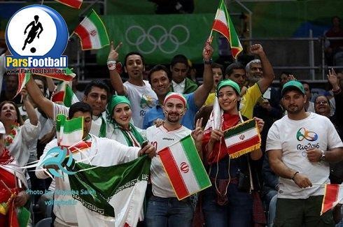 تماشاگر ایرانی