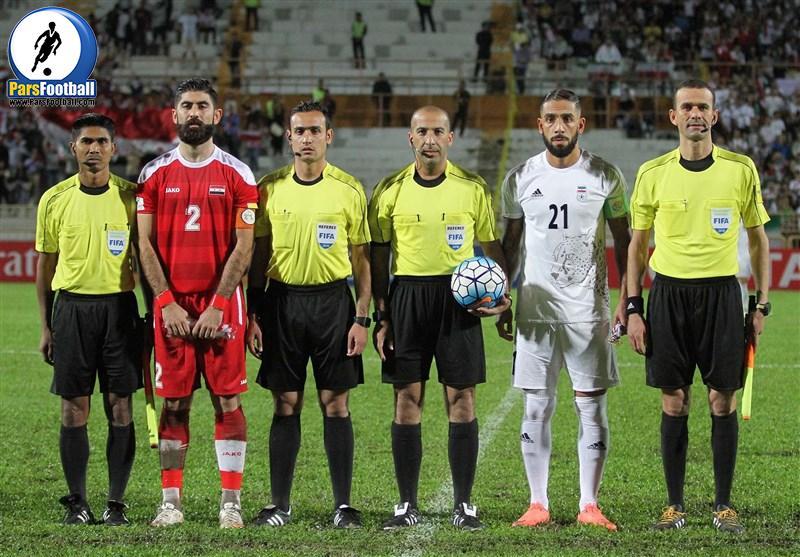 تیم ملی فوتبال سوریه - فوتبالی