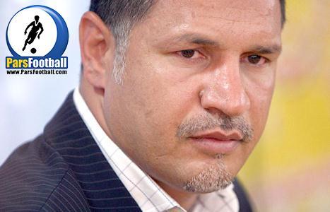 علی دایی سرمربی نفت تهران