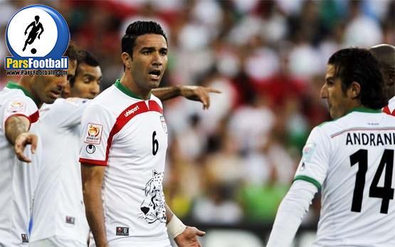 مشکل پخش زنده بازی دیدارتیم ملی ایران وتیم ملی فوتبال سوریه حل شد