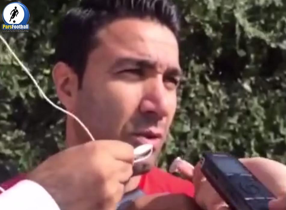 عکس+حاشیه+تیم+ملی