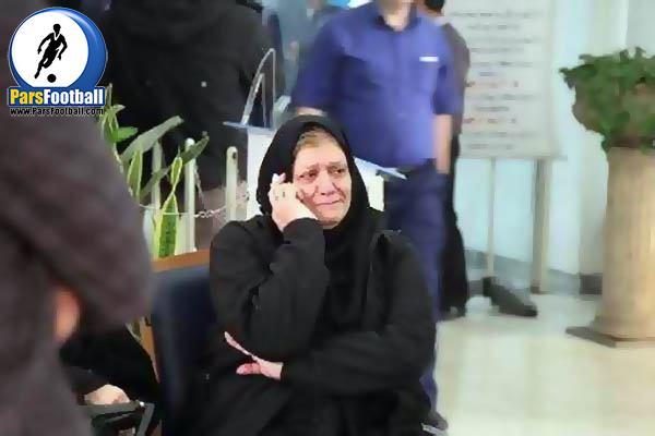 همسر مرحوم منصور پورحیدری