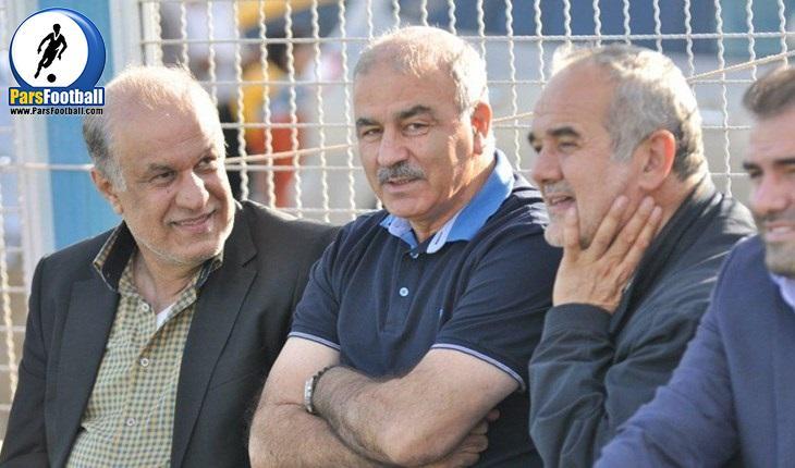 حسن آذرنیا : اصلا هیچ صحبتی در این باره نشده و نامه ای هم به باشگاه نیامده است