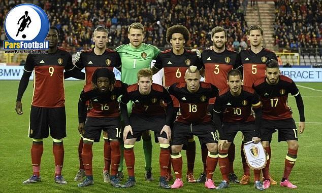 تیم بلژیک