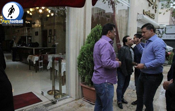 محمد دایی مربی تیم نفت تهران : قطعا هیچ کدام از مهره ها از بین ما جدا نمی شوند
