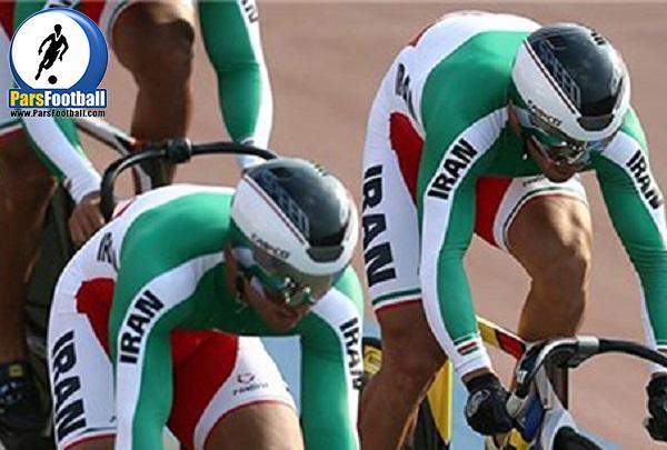 دوچرخه سواری - محمدرضا کاشانی