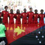 پاپوا گینه نو - تیم ملی فوتبال
