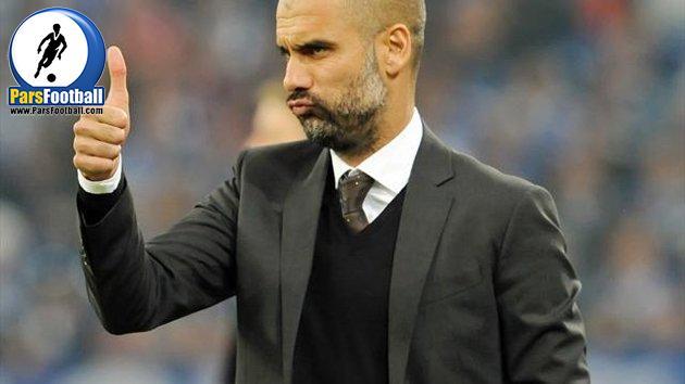 گواردیولا اعتقاد دارد آنچلوتی می تواند در بایرن به موفقیت برسد ؛ پارس فوتبال
