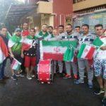 هواداران تیم ملی در مالزی